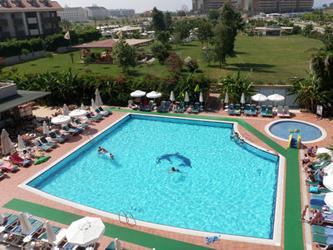 Hotel Primasol Hane Family Resort Side Kumkoy